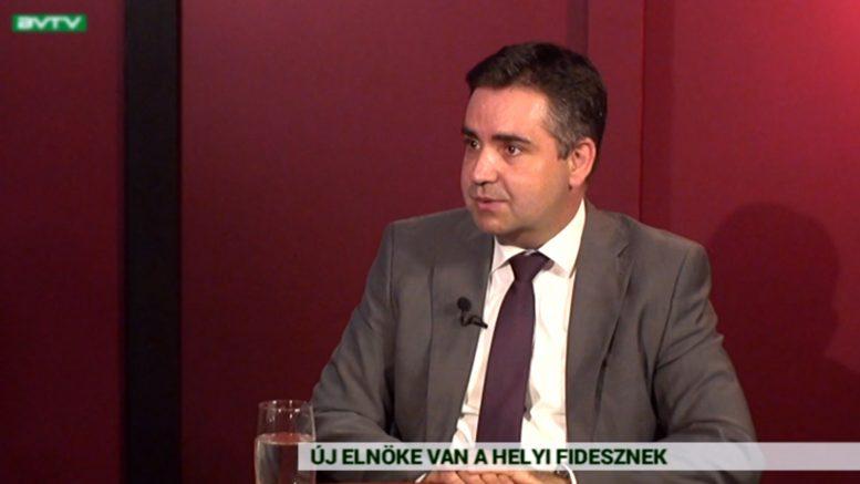Czuczor Gergely volt a Budaörs TV vendége