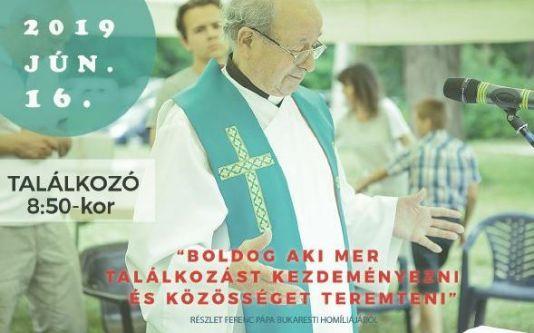 JUNIÁLIS JÚNIUS 16-ÁN Budaörsön