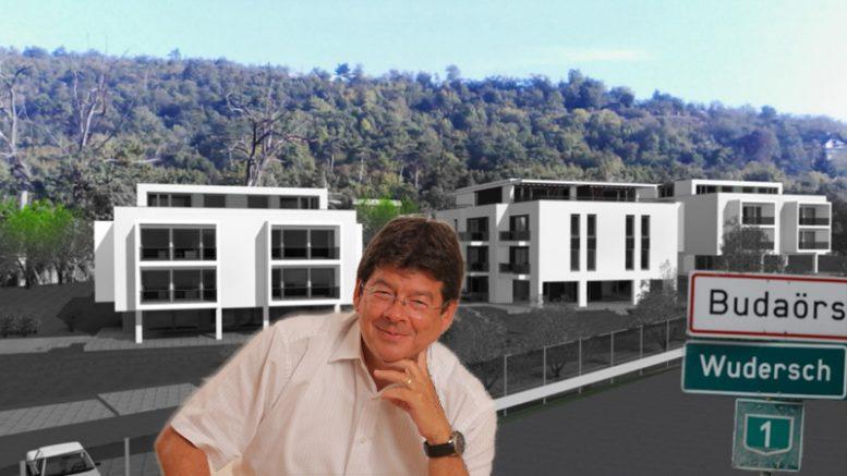 Wittinghoff újabb lakóparkot zúdít Budaörsre