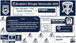 Kerékpáros felvonulás Budaörsön