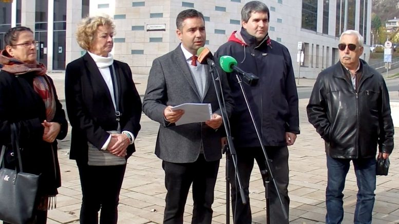 Wittinghoff Tamás vonja le a következtetéseket és mondjon le polgármesteri címéről! - A Fidesz budaörsi elnökségének sajtótájékoztatója