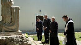 Megemlékezés Mindszenty József bíboros halálának 45. évfordulóján